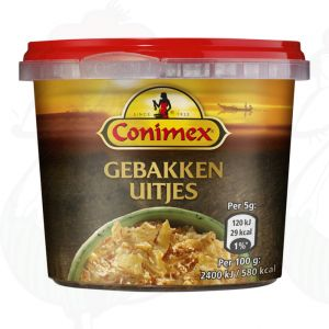 Conimex Bakje gebakken uitjes | 100 gr