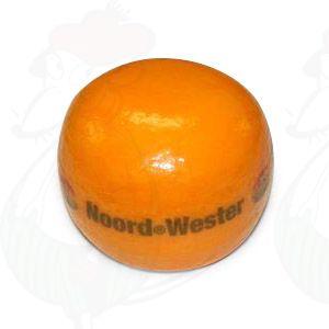 Emmental and edam ball