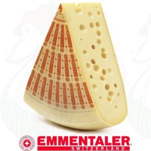 Emmentaler Cheese - Swiss