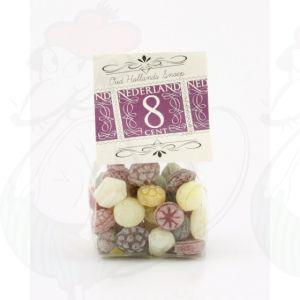 Fruit melange | Old Dutch Candy | 125 grams