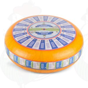 Matured Gouda Cheese | Premium Quality | Entire cheese 12 kilos / 26.4 lbs