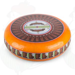 Old Gouda Cheese | Premium Quality | Entire cheese 10 kilo / 22 lbs