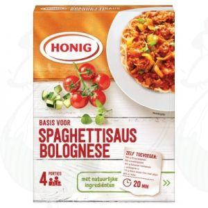 Honig Basis voor Spaghettisaus Bolognese 41g
