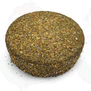 Hayflower cheese | Entire cheese 6 kilo / 13.2 lbs