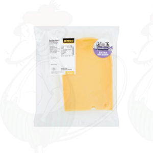 Sliced Beemster Extra Matured 48+ Cheese   200 grams in slices