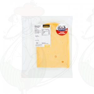 Sliced Beemster Semi-Matured 48+ Cheese   200 grams in slices
