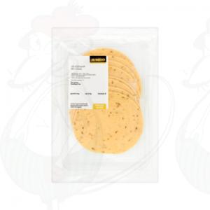 Sliced Leijdenaar 40+ Cheese | 150 grams in slices