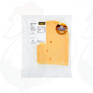 Sliced Beemster Old 48+ Cheese | 200 grams in slices