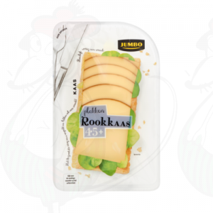 Sliced Smoked Cheese  45+ | 150 grams in slices