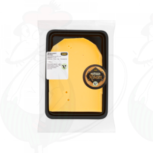Sliced cheese Wapenaer Roem Old 50+ | 200 grams in slices