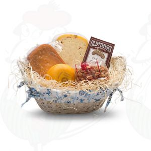 Dutch cheese hamper small