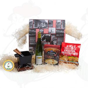 Varied tapas fondue gift package - Dutch