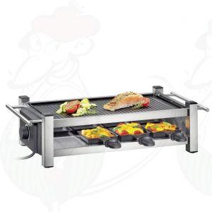 Küchenprofi - Raclette Taste aluminum grill plate