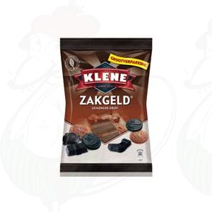 Klene drop - Zakgeld 250 grams