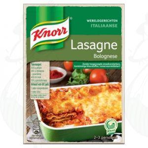 Knorr Wereldgerechten Italiaanse Lasagne Bolognese 191g