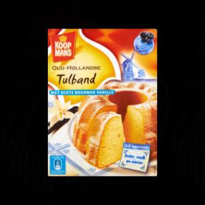 Koopmans Oud-Hollandse Tulband met Bourbon Vanille 465g