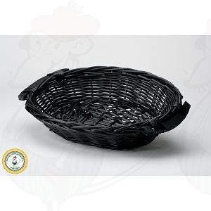 Cheese Basket Black 38x28x8