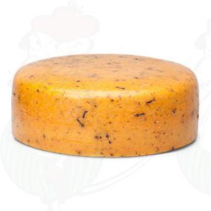 Matured Frisian Clove Cheese | Premium Quality | Entire cheese 11 kilo / 24.2 lbs