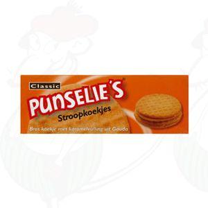 Punselie's Stroopkoekjes uit Gouda - 200 gram