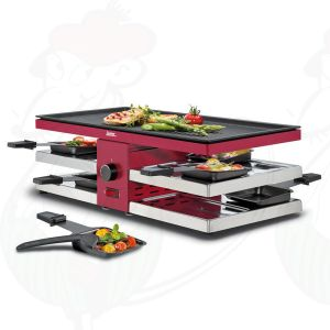 Raclette Fun - Red