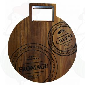 Round Cheese board with cheese knife Ø 40 cm