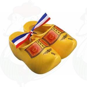 Farmers yellow souvenir Clogs