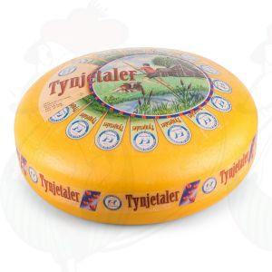 Tynjetaler   Entire cheese 13 kilos / 28.6 lbs