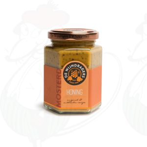 Honey mustard | De Wijndragers | 195 grams