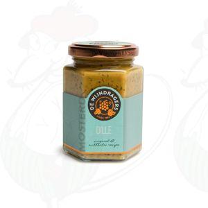 Mustard dill sauce | Voets Specialties | 190 grams