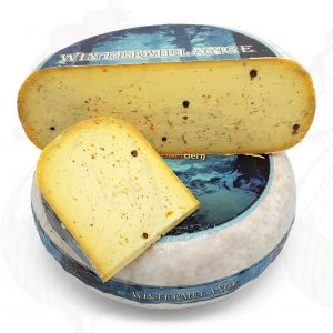 Winter blend cheese