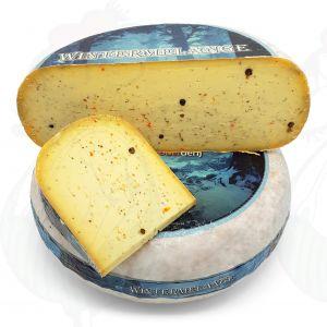 Winter blend cheese